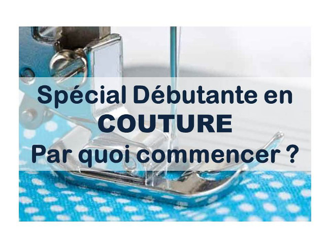 Idee couture pour debutant