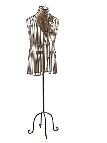 Mannequin buste tissu