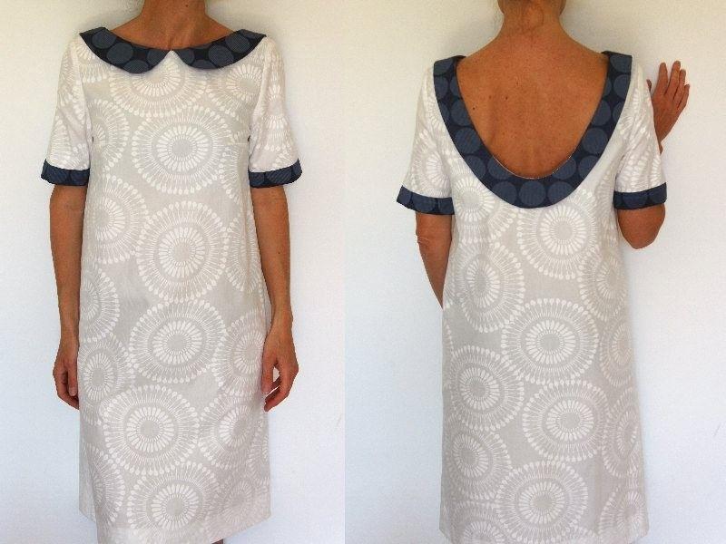 Patron de robe couture