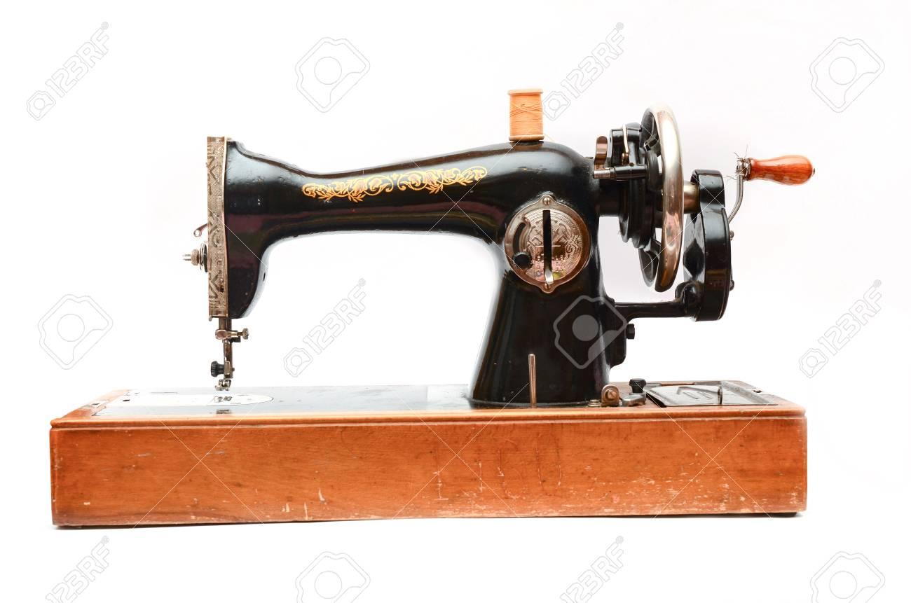 Machine à coudre mécanique