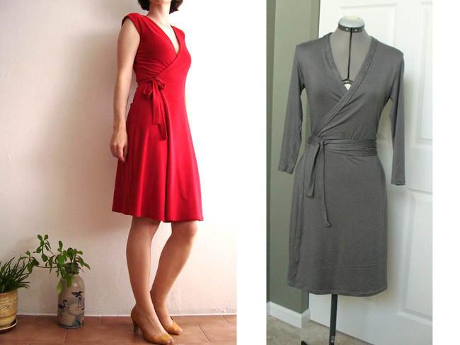 Modele de patron de robe