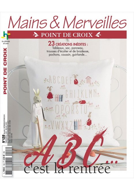 Abonnement magazine point de croix