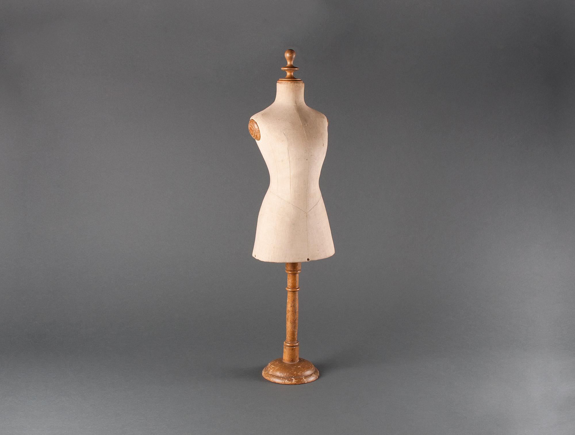 Buste mannequin couture ancien