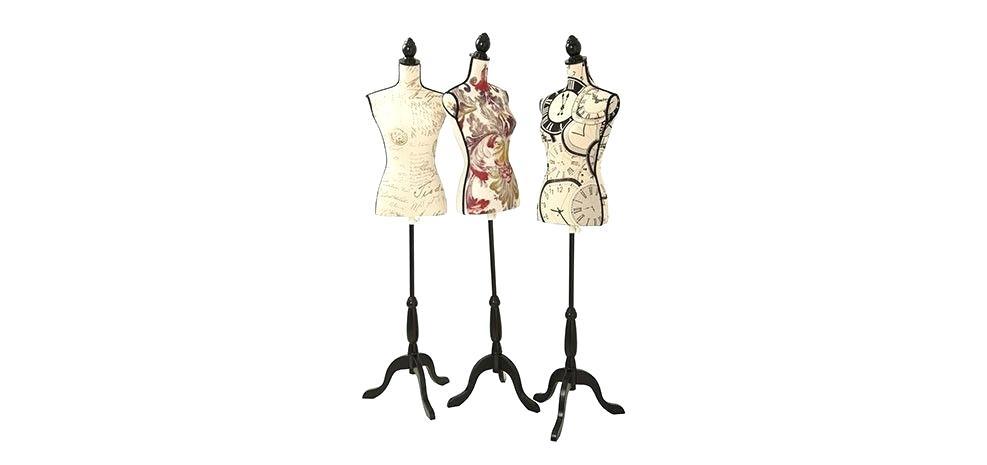 Mannequin de couture pour decoration