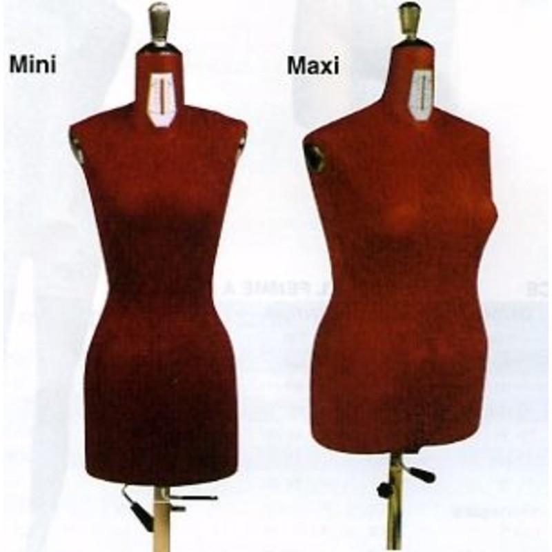 Mannequin couture réglable taille 34