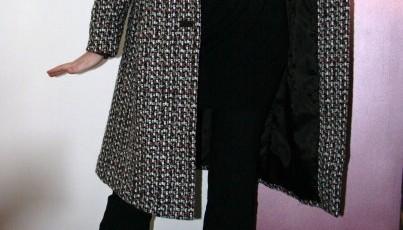 Patron manteau femme gratuit