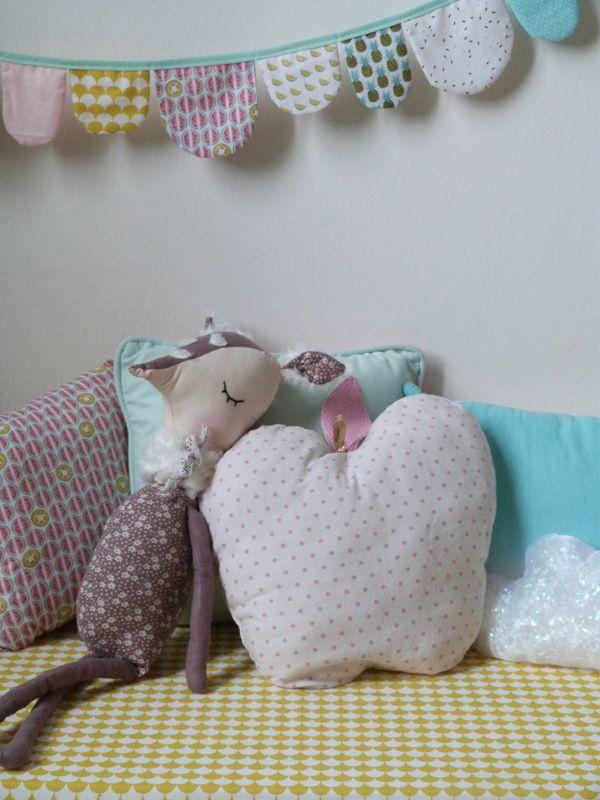 Couture chambre bébé