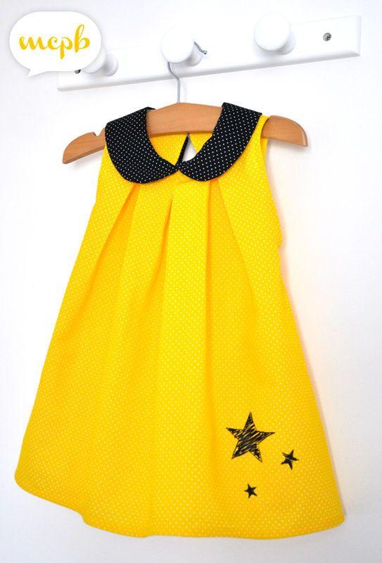 Coudre une robe enfant