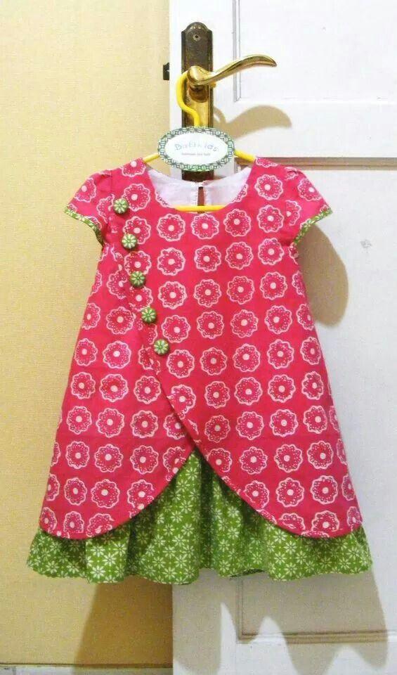 Pinterest couture enfant