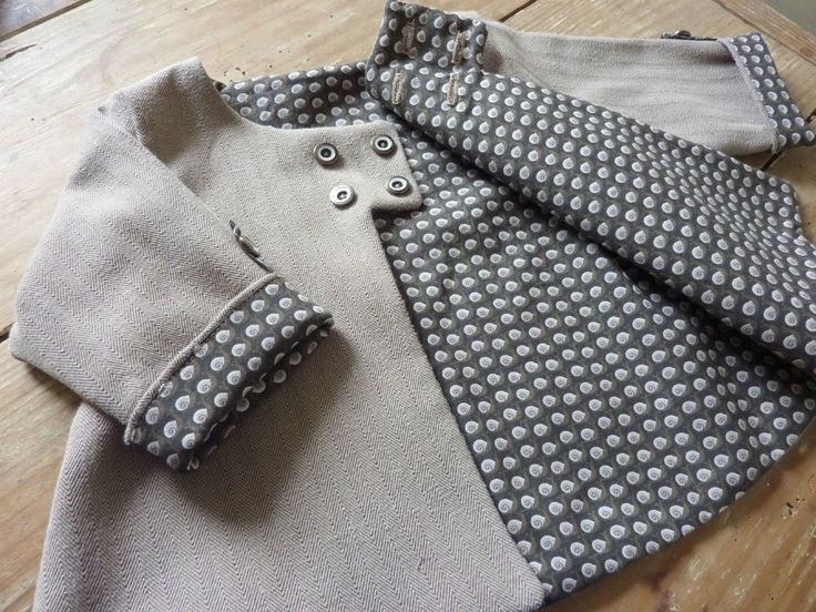 Couture pour bebe fille