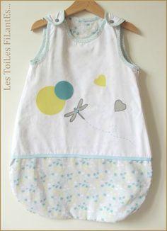 Pinterest couture bébé