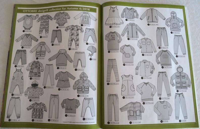 Magazine couture enfant