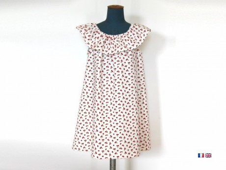 Couture robe bebe facile