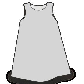 Patron robe 12 mois gratuit