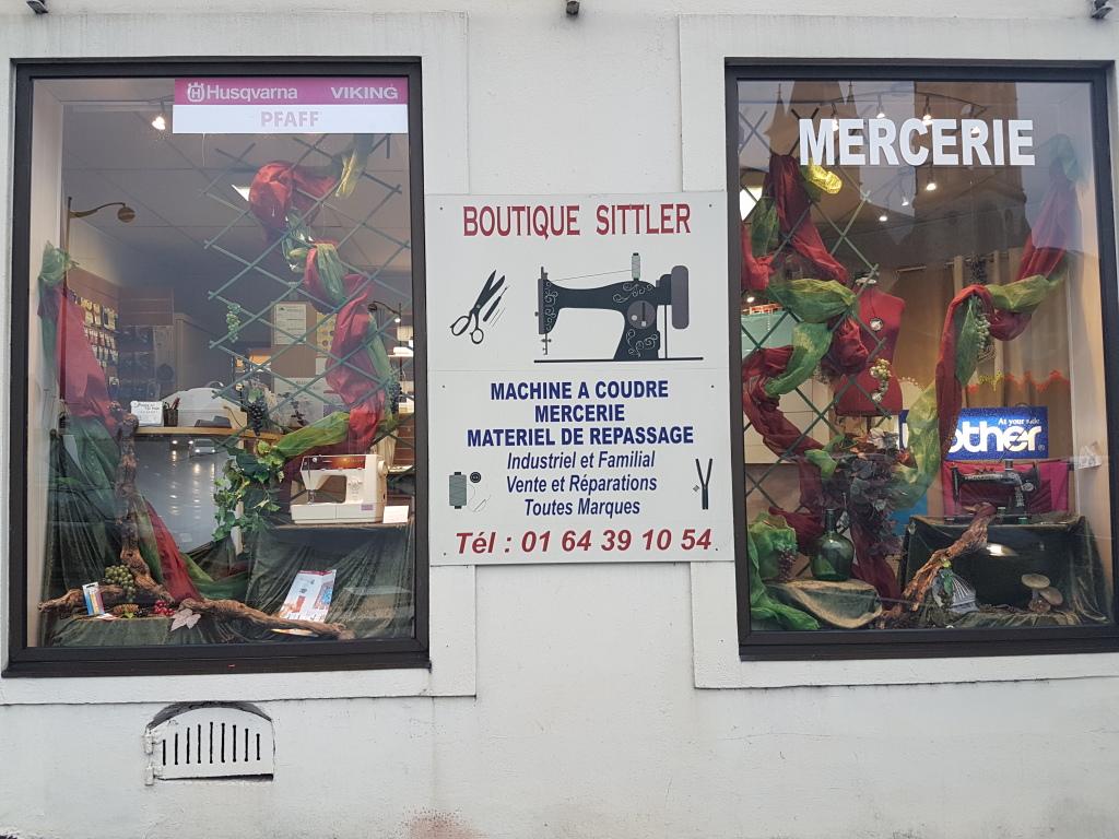 Réparation machine à coudre singer 77