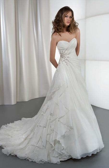 Modele des robes de mariage