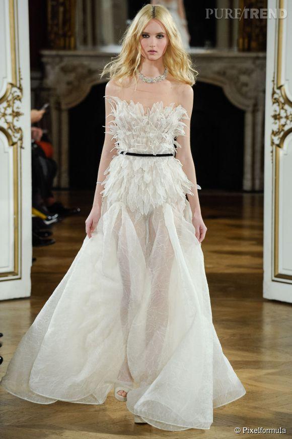 Robes de mariée haute couture 2015