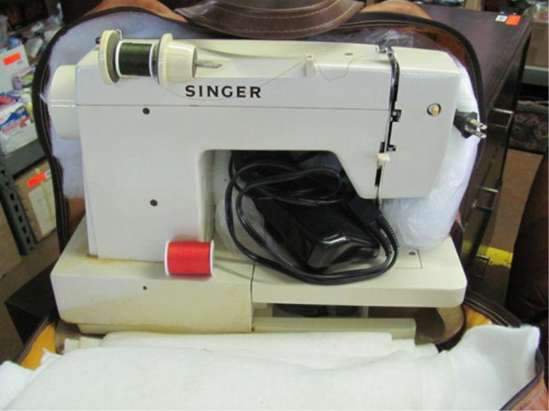 Mode d'emploi machine a coudre singer 5528