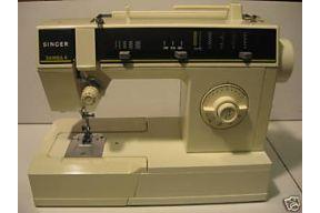 Machine à coudre samba 4
