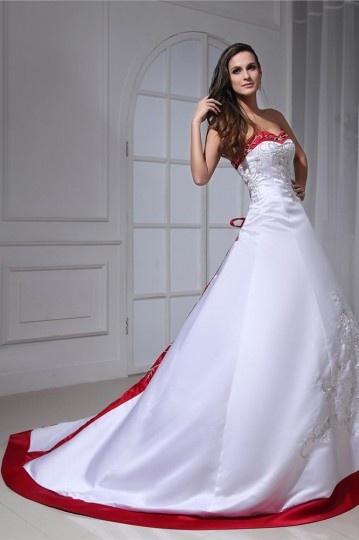 Robes de mariée 2 couleurs