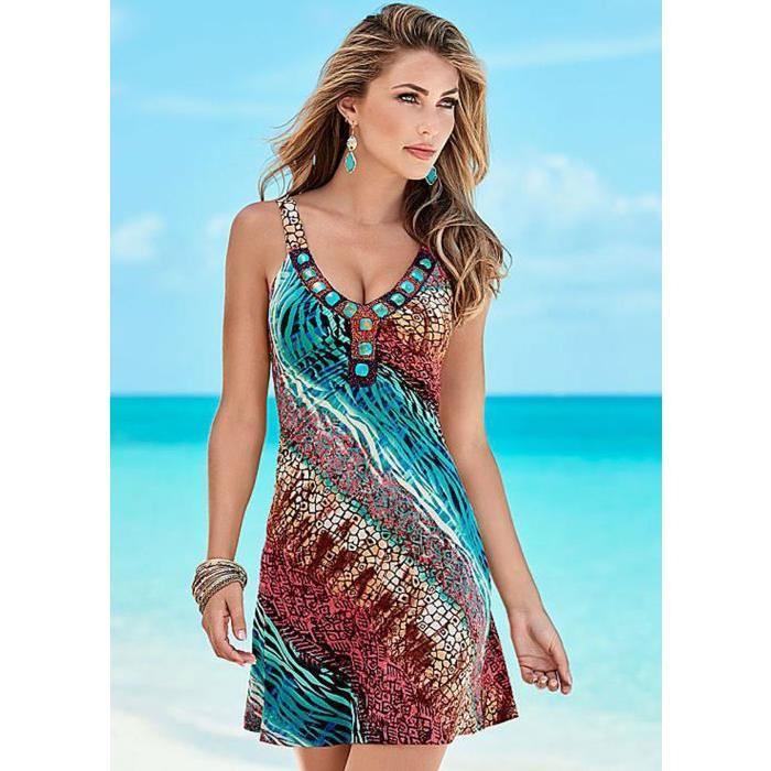 Robe de plage 2016 longue