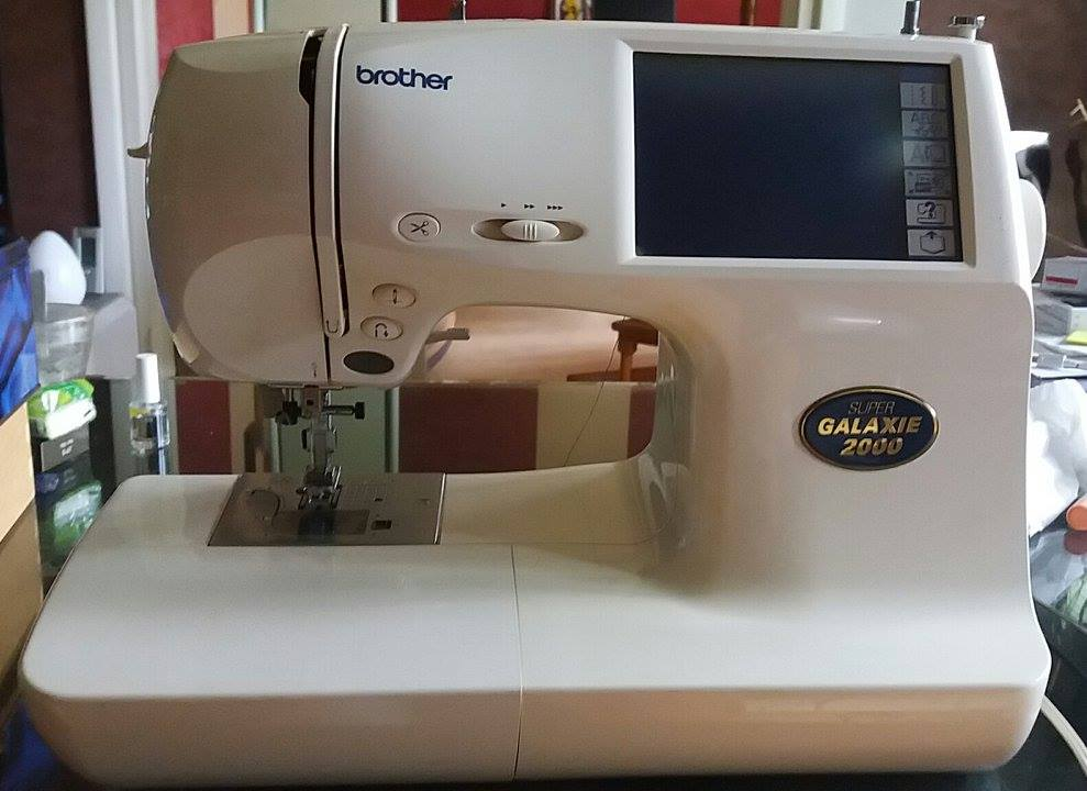 Machine a coudre brother 2100