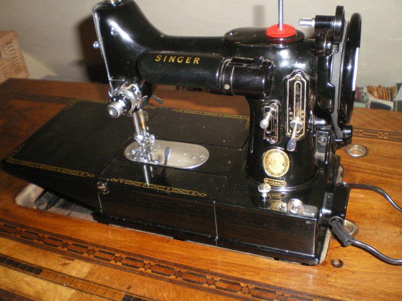 Singer 1950 machine à coudre