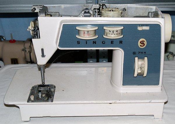 Pieces machine a coudre singer 784