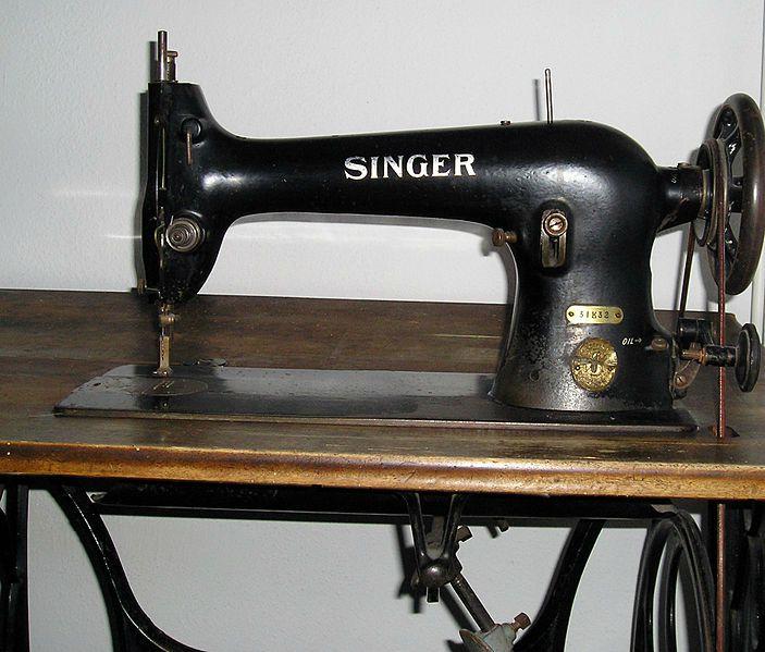 Singer reparation machine a coudre
