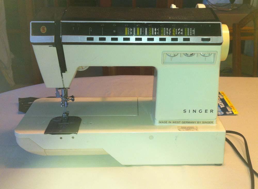 Piece machine a coudre singer futura 1000