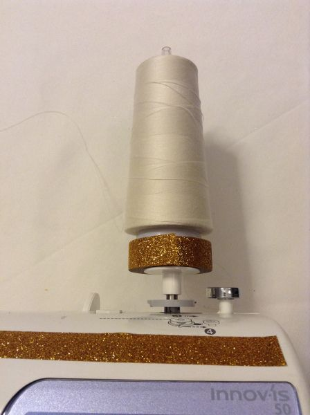 Adaptateur cone machine à coudre