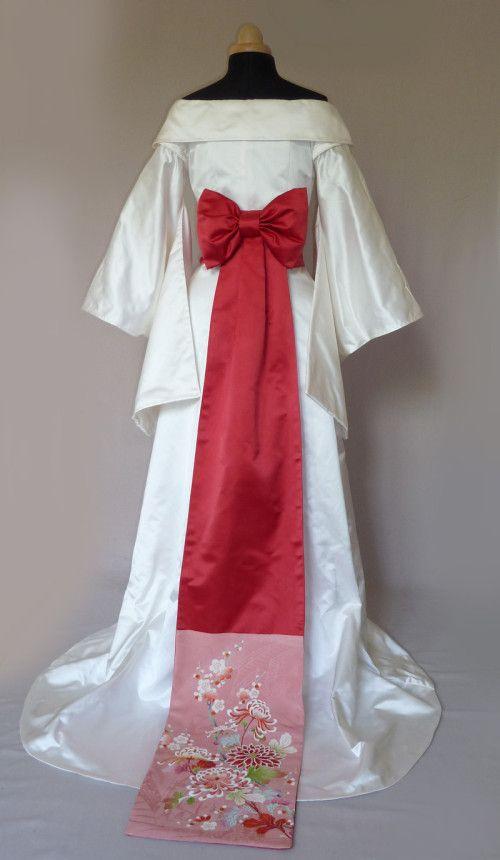 Robes de mariée japonaise