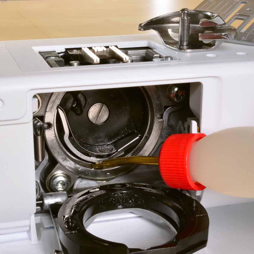 Comment graisser une machine à coudre