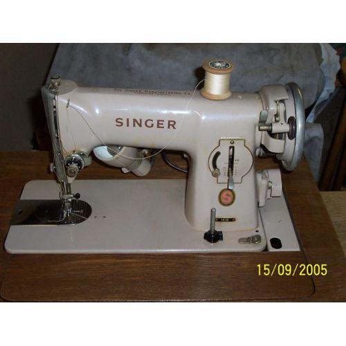 Machine a coudre singer 2005