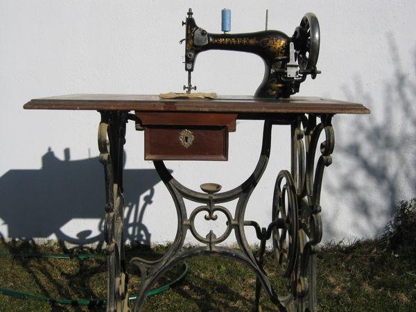 Prix machine à coudre pfaff ancienne