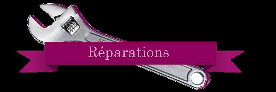 Entretien et réparation machine à coudre