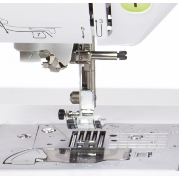 Machine a coudre brother 1100