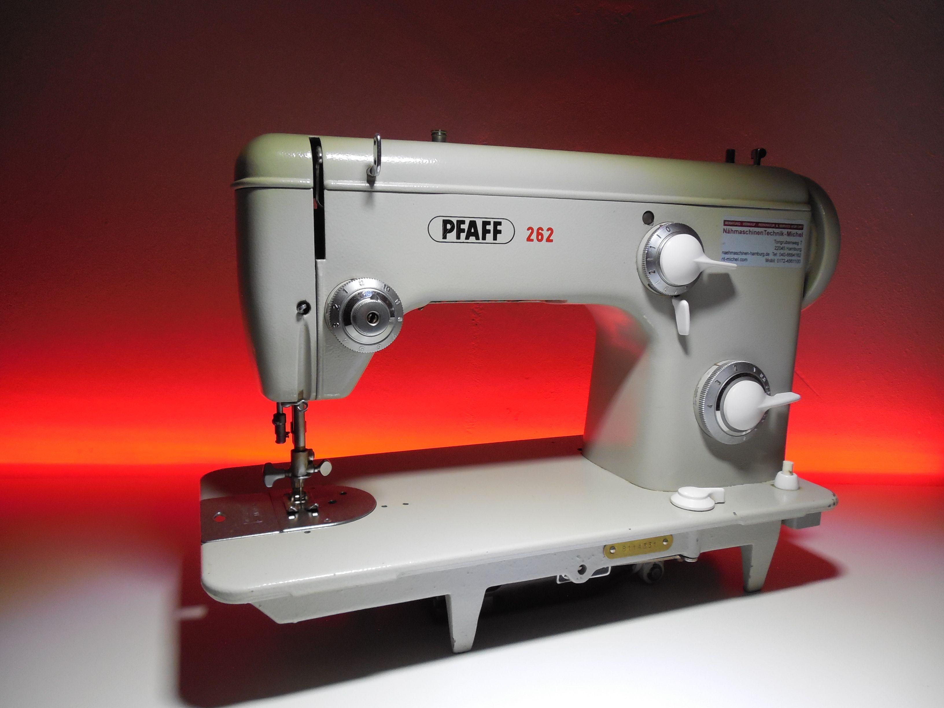 Machine a coudre 1230 ol pfaff