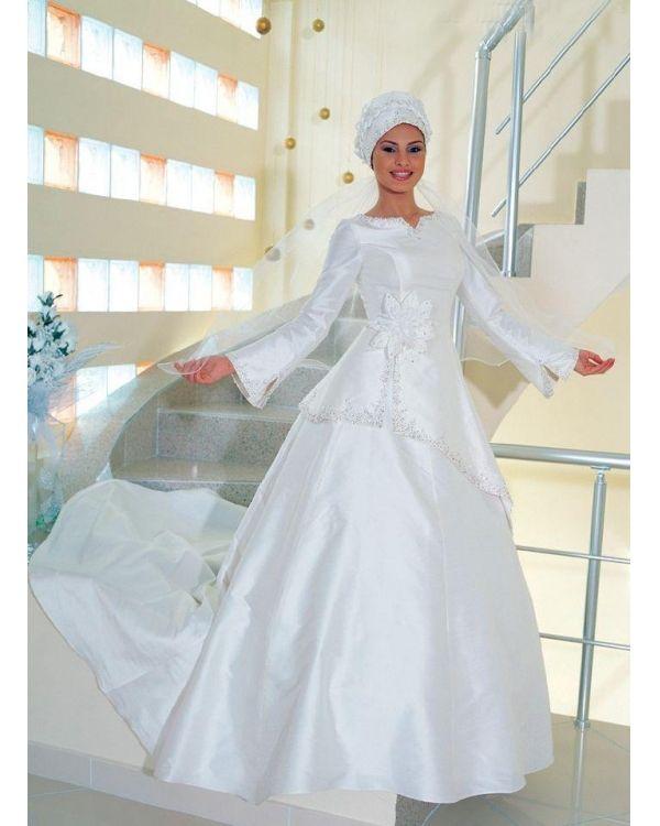 Robes de mariée islamique