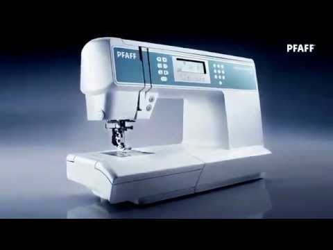 Machine à coudre pfaff ambition 1.5