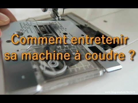 Faire réviser sa machine à coudre