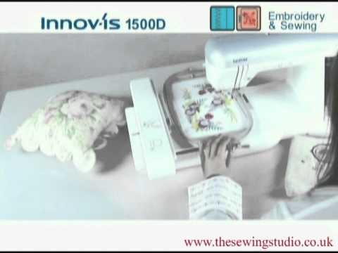 Machine à coudre brother innovis 1500