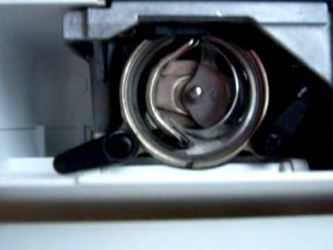 Porte navette machine à coudre