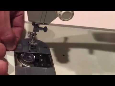 Machine à coudre singer modèle 257