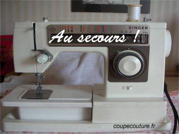 Canettes machine à coudre silvercrest