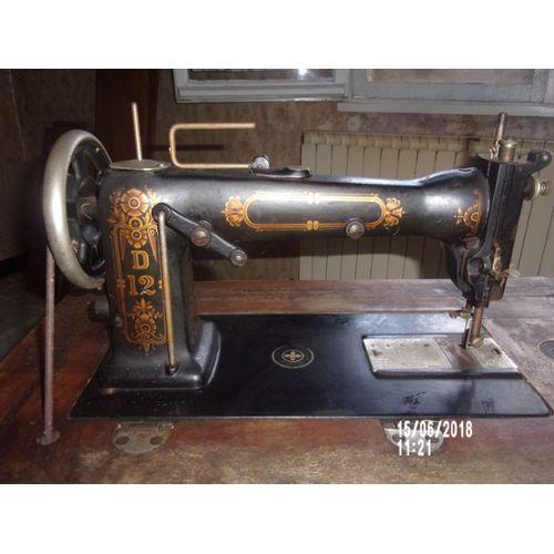 Petite machine à coudre le cuir