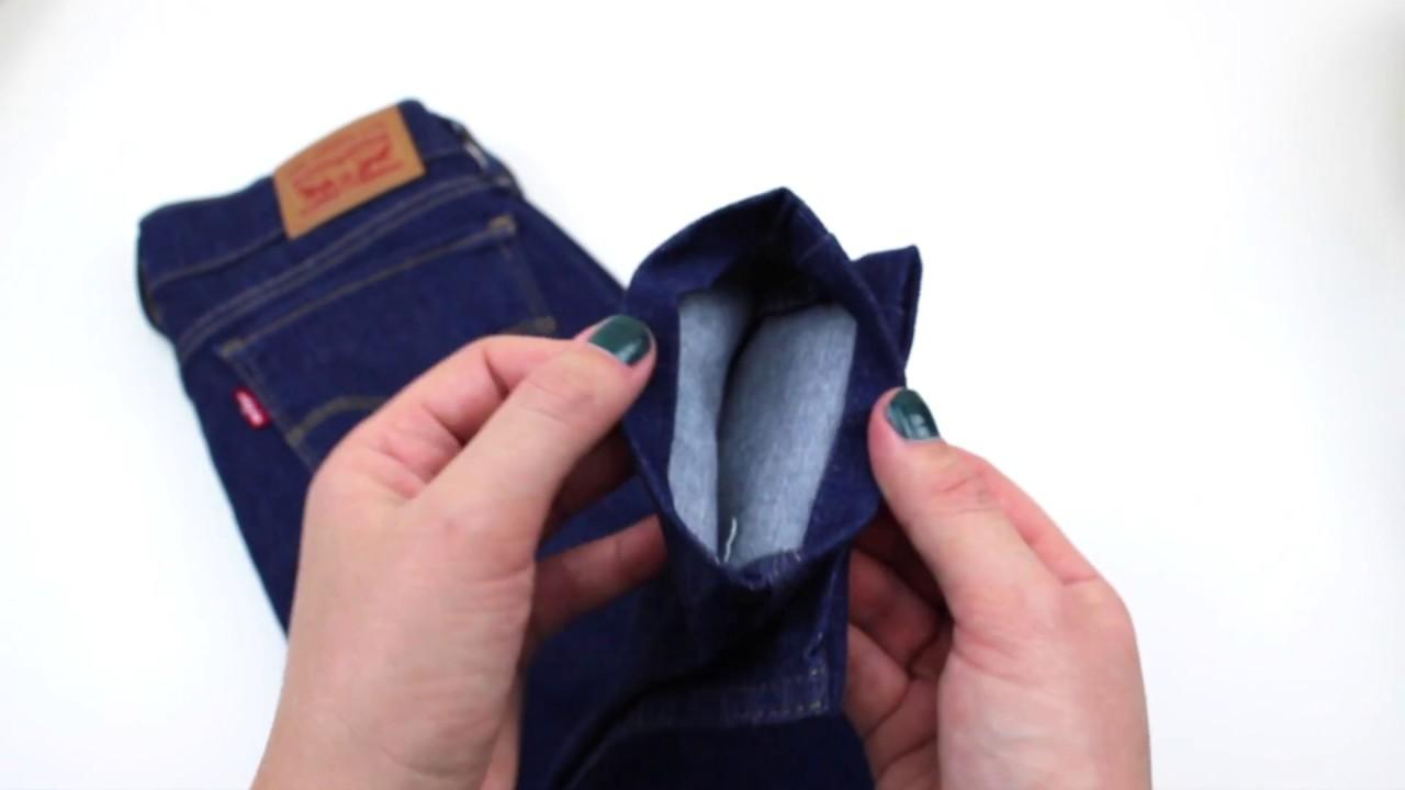 Faire un ourlet de pantalon sans machine a coudre