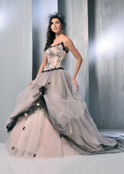 Robes de mariée de couleur