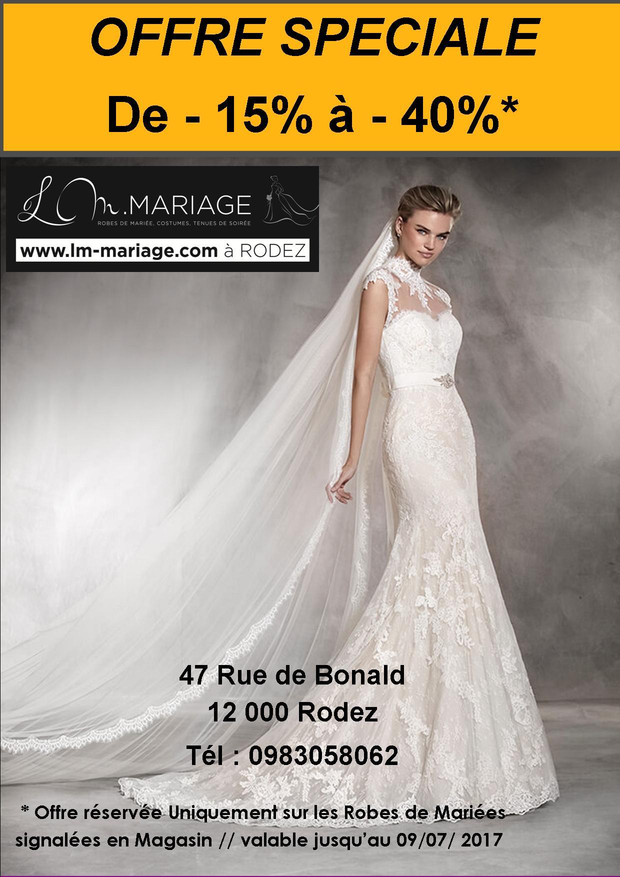 Robes de mariée just for you