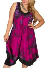 Robe plage grande taille pas cher